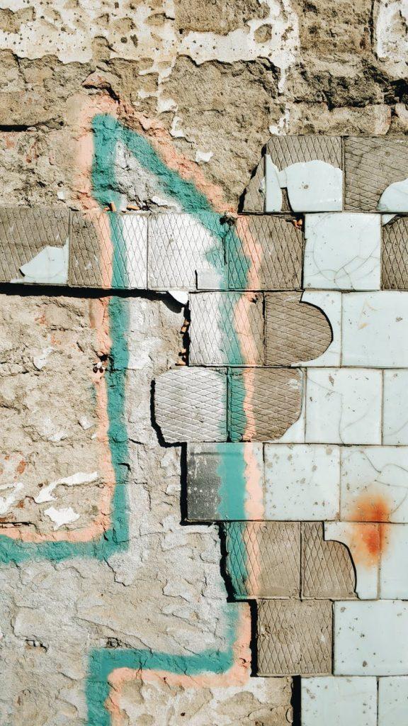 أنواع الشروخ في الحوائط