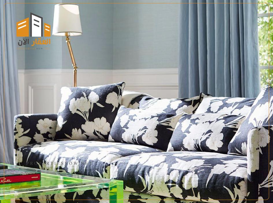 أحدث 9 صور ديكور غرف معيشة مودرن 2020 لون أبيض