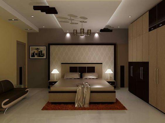 تعرف على أحدث ديكور جبس بورد غرف نوم 2020 العقار الآن Interior Design And Realestate