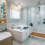 ديكور حمامات المنازل وكيفية تزيينها