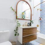 أفضل ديكور حمامات صغيرة