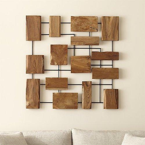 ديكور خشب حوائط